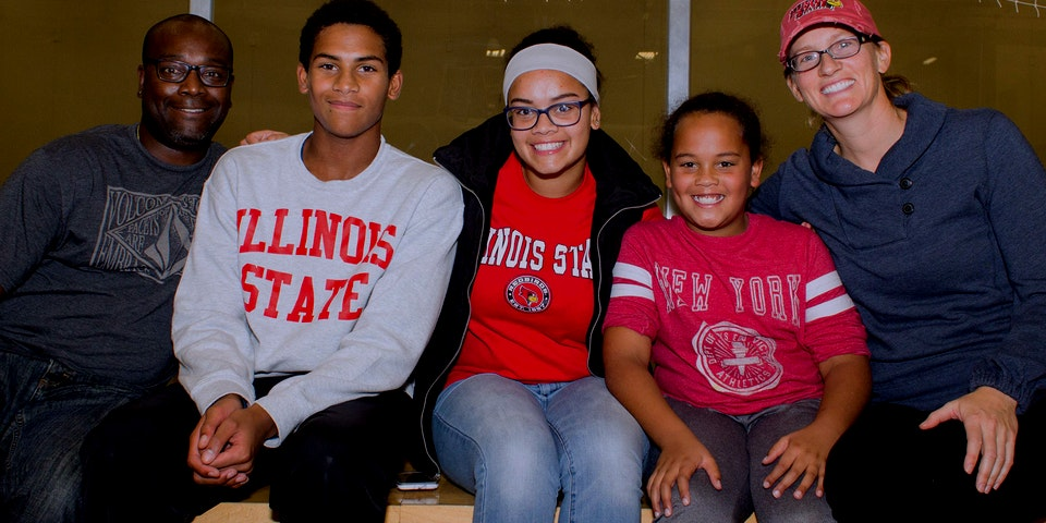 Parents And Families Illinois State